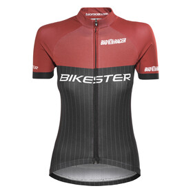 Bikester Pro Race Klessett Dame rød/Svart